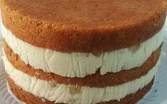 O Recheio de Abacaxi é delicioso, cremoso e vai fazer o maior sucesso nos seus bolos. Ele é formado por um doce de abacaxi delicioso e um creme que derrete na boca. Faça bolos incríveis com o maravilhoso recheio de abacaxi e deixe todos os seus familiares e amigos com água na boca. Confira a receita! Cake Boss, Dessert Recipes, Desserts, Party Cakes, Vanilla Cake, Tiramisu, Sweet Recipes, Sweet Tooth, Wedding Cakes