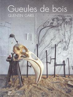 Quentin Garel sculpture