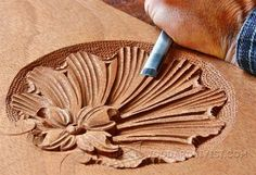 1632-Customization Wood Carving Tool