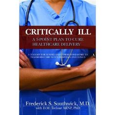 This is a MUST READ by all empowered patients, hospital staff, nurses and doctors, and medical-track students.  It is the complete system for quality control that saves lives, saves money, and scales efficiently!