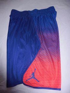 NWT Nike Air Jordan Jumpman mens XL Dri-fit athletic basketball shorts $55 Sport #NikeJordan #Shorts