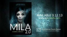 MILA 2.0 by Debra Driza | Official Book Trailer (YA)