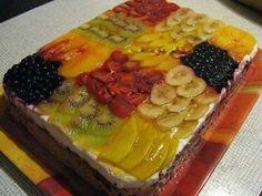 Fruit cake :)
