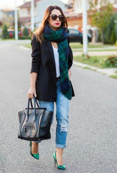 Fall outfit for me - minus the heels - flats instead.