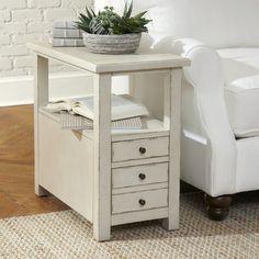 Garnett Chairside Table