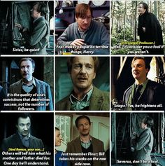 Lupin, one of the cleverest, wisest, bestestestestest characters ever.