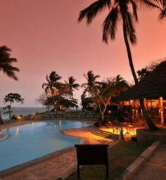 Baobab Beach Resort, Mombasa