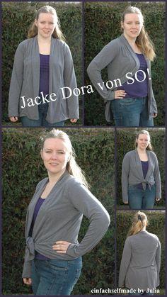 Jacke DORA von Julia