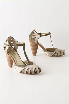 Chameleon Heels from Seychelles.