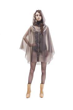 Designer Raincoats: Find Designer Raincoats at TerraNewYork — WEST VILLAGE - Cape