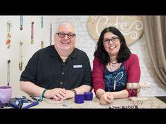 Artbeads Cafe - Beadalon 3D Bracelet Jig & Artsy Wire - YouTube Recycled Jewelry, Metal Jewelry, Beaded Jewelry, Jewelry Making Tutorials, Jewelry Making Supplies, Video Tutorials, Wire Crafts, Czech Glass Beads, Bead Art