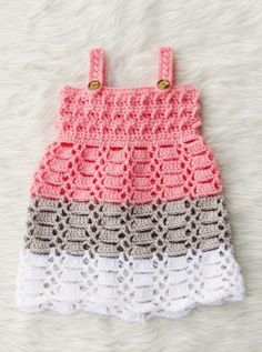 Crochet Baby Dress Pattern Crochet Dress Pattern Crochet Sun