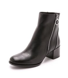 Madewell Brown X Daryl K® Duke Cut off Boots for men