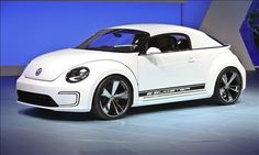 Look at the new VW, cutie-pa-tootie!!!