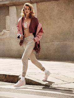 Telva Magazine August 2017 Julia Frauche by Jonathan Segade - Fashion Editorials