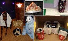 These nativity fails are enough to make anyone cringe