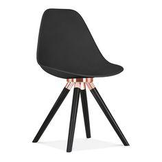 Cult Design Moda Dining Chair CD2 - Black