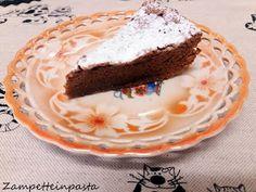 Torta Tenerina al cioccolato al latte - Ricetta facile e veloce