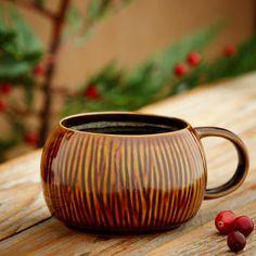 Coconut Mug - Brown, 12 fl oz. $8.95 at StarbucksStore.com