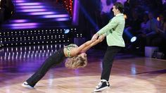 Shawn Johnson and Mark Ballas THE BEST PEOPLE ON DANCING WITH THE STARS. <3