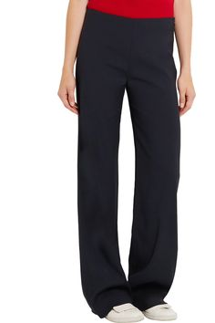 Shop on-sale Vince Stretch-twill wide-leg pants. Browse other discount designer Pants & more on The Most Fashionable Fashion Outlet, THE OUTNET.COM