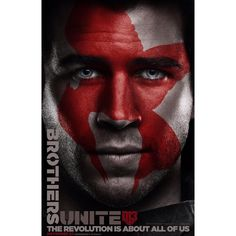 Safeguarding the freedom of the future... a brother to Panem, #GaleHawthorne. #Unite