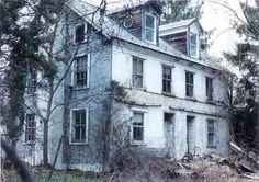 Bucks County Farmhouse: Before!