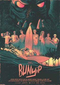 Bunyip Poster by Cade Embery #Halloween