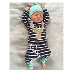 Baby Deere Set