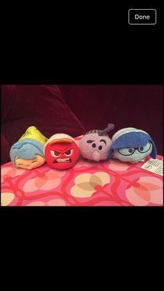 $20 from Brianna Groffin All Things Tsum Tsum Inside out