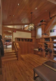 Insanely nice tack room - Beechwood Stables