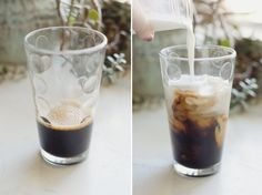 DIY via iced coffee using Trader Joes instant coffee and sugar mixed in a coffee grinder. Works out to around 11 cents per serving. Coffee Mix, Coffee Uses, Pour Over Coffee, Coffee Break, Iced Coffee, Trader Joes, Instant Ice, Instant Coffee, Starbucks