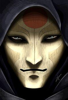 Amon - Noatak: Avatar The Legend of Korra Avatar Aang, Avatar The Last Airbender Art, Team Avatar, Amon, Dark Fantasy, Fantasy Art, Cyberpunk, Manga Anime, Avatar Series
