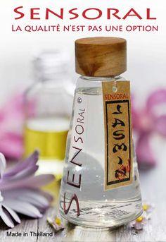 Sensoral, une huile de massage douce et légère, pénétrant et nourrissant votre peau