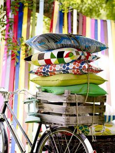 Padrões de Primavera. #primavera #decoração #IKEAPortugal