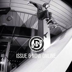 Foz - Flip Fakie featured in Breaks Mag interview  Sore Skateboards - www.s0re.com