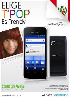 ¿Sabías que en el mercado peruano según las últimas cifras, existen 4 millones de Smartphones mientras que en el 2012 eran apenas 2 millones? Y tú: ¿Ya tienes tu Smartphone ONE TOUCH? ¡Sé simple, sé inteligente, sé diferente!
