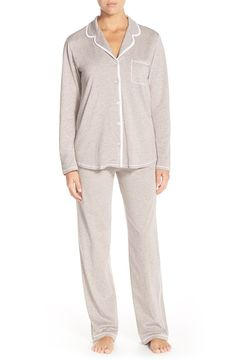 Best Auntie Ever Ever The End Pyjama Set PJ/'s Loungewear Lounge Wear Grey and Wh