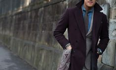 gorgeous colors and layers at Pitti Uomo 2015