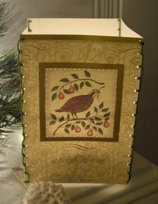 Here in the Waiting Place: 10 Things to Do With Christmas Cards