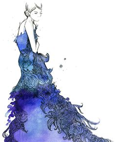Star struck Dress by Jessica Durrant