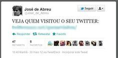 Golpe se espalha pelo Twitter e conta de José de Abreu é invadida