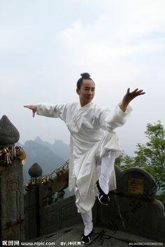 Tai chi chuan China. #Wudang #mountain.