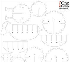 CncFactory designs and produces digital files for your own assembling. All our products are conceived and planned for easy cutting and assembly. This