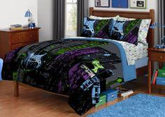 Rock Your Room Reversible Urban Rock Comforter Set, Twin Rock Your Room http://www.amazon.com/dp/B00771J82G/ref=cm_sw_r_pi_dp_kh93tb0VT7X3VZZM