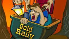 #GoldRally is a 5 reel, 8 payline video slots game, developed by the software provider, Playtech. You can aim to strike gold with the progressive #jackpot and exciting interactive b#onus game that are part of the #features of this game.