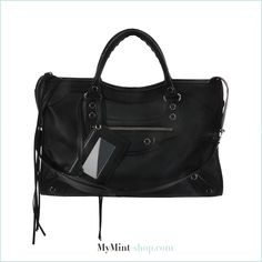 NEW ARRIVAL! #Balenciaga #Designerfashion #Vintage #Bags #Secondhand #OnlineShop #MyMint