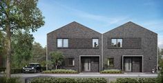 Architektenhaus: ModernArt D - Eingang