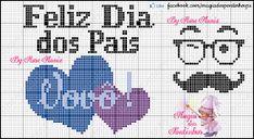 C2c Crochet, Cross Stitch Patterns, Tapestry, Happy Family, Tupperware, Disney Cross Stitches, Cross Stitch Fairy, Cross Stitch Font, Cross Stitch Letters
