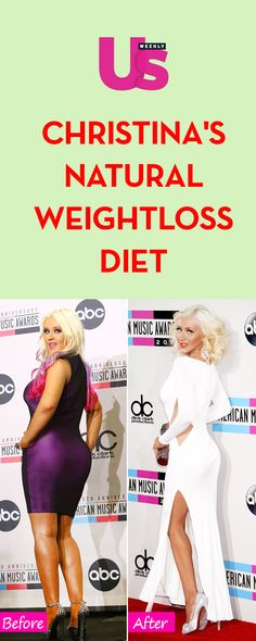 Christina's Natural Weightloss Diet